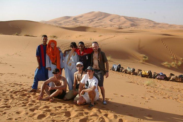 Sahara Maroc Tour